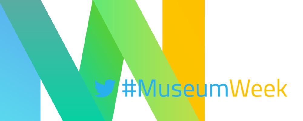 Participamos en #MuseumWeek 2017