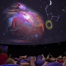 El planetario del Museo