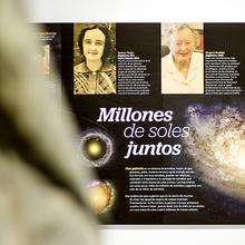 Exposición Con A de Astrónomas - Casa de la Ciencia-CSIC