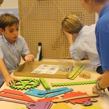 Taller Ingeniería para niños: máquinas simples
