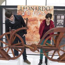 Los inventos de Leonardo