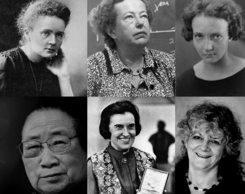 """Exposición """"Mujeres Nobel"""""""