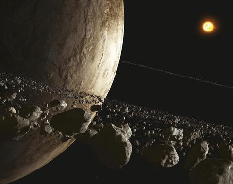"""Nuestro planetario, una """"ventana"""" al universo"""