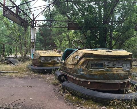 Chernóbil: 35 años de aquella catástrofe nuclear