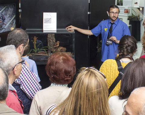 CDLC inaugura 'El fascinante mundo de las arañas y los escorpiones'