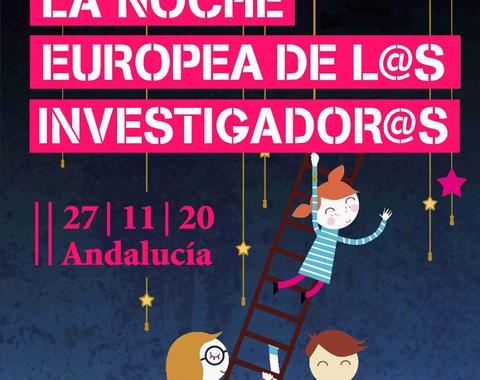 Un año más en la Noche Europea de l@s Investigador@s