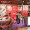 El CSIC participa en la XIII Feria de la Ciencia de Sevilla